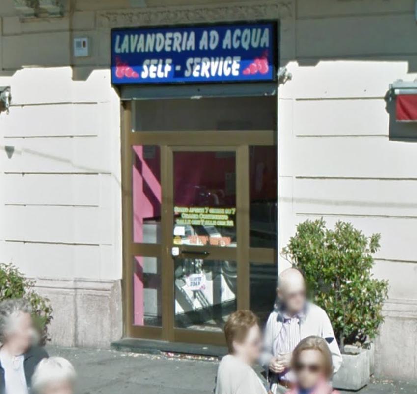 Lavanderia self service lavagettone via padova milano for Lavanderia self service catania