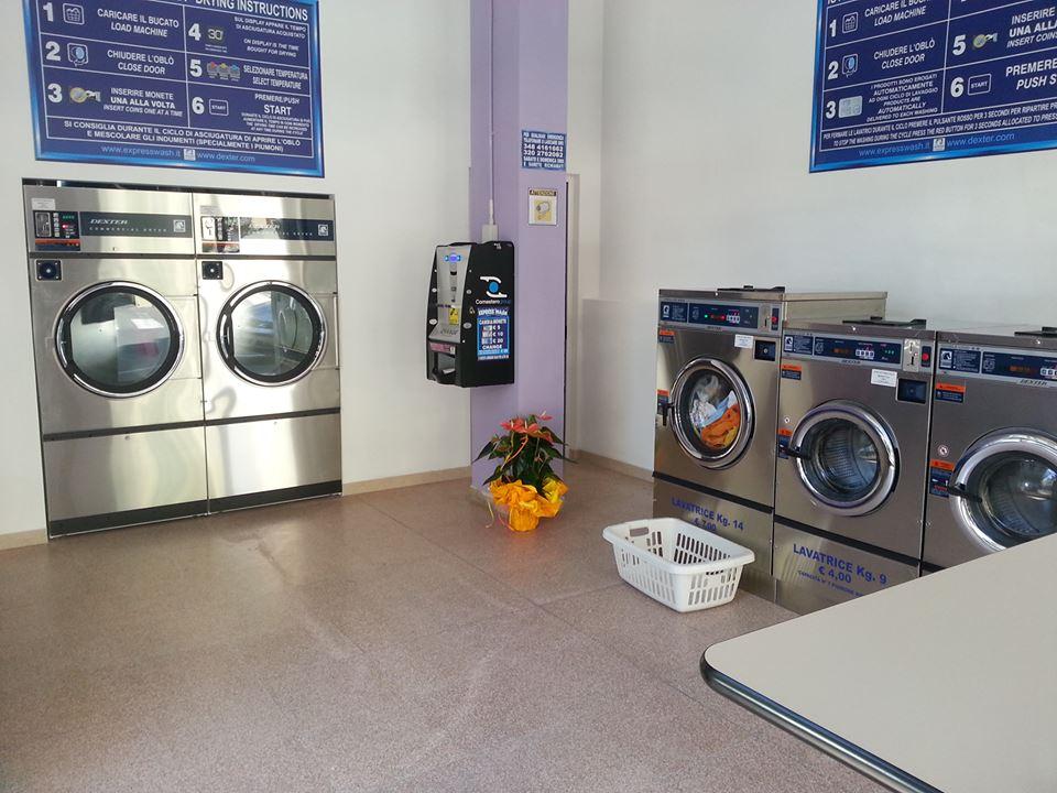 Lavanderia self service express wash andora savona for Express wash roma
